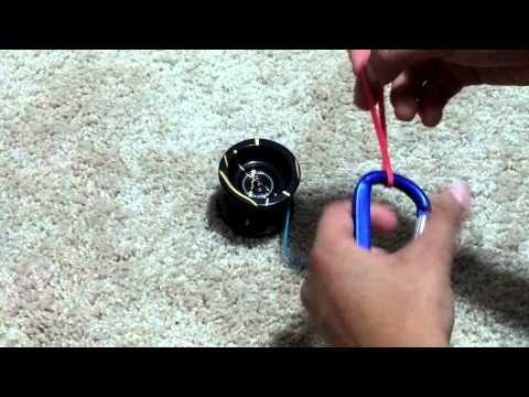 How to make a yoyo holder