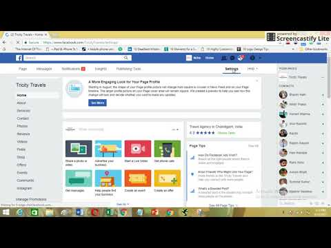 How to Remove Instagram Tab from Facebook Page