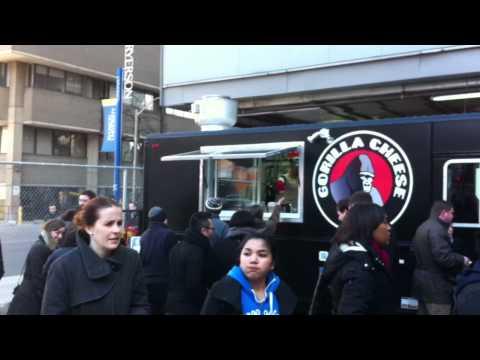 Mini Food Truck Eats Pop Up- Toronto November 18/11