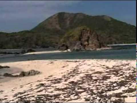 Linapacan, Palawan - Nanga Island pinkish sand 4 SALE - www.palawanislands.com