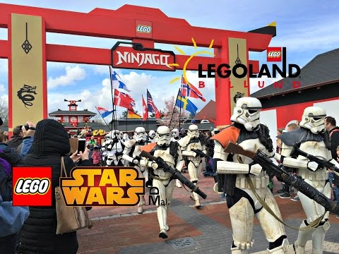 LEGOLAND Denmark Star Wars Day