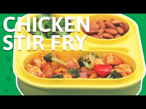 Chicken Stir Fry with Vegetables - Easy Chicken Stir Fry with Veggies -  Healthy Chicken Recipes