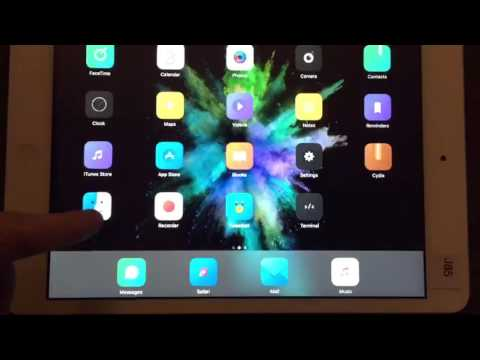 [iOS 9] Fix Theos Apps for iPad Screen Resolution Tutorial