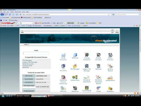 Setting Up and Accessing cPanel E-Mail Accounts