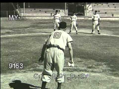 1930s Baseball Tricks