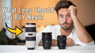 3 Lenses EVERY Photographer NEEDS & Why!