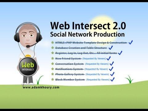 15. Ajax PHP MySQL Tutorial Conversation System For Social Network Websites