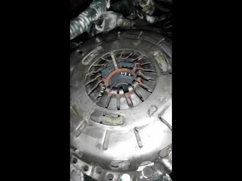 1997 ford ranger clutch disk replacement