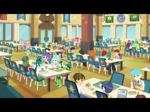 My Little Pony: Equestria Girls - Equestria Girls (Song) [1080p]