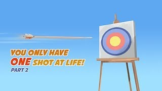 You Only Have One Shot At Life | Muhammad Hoblos   (Motivational Video)