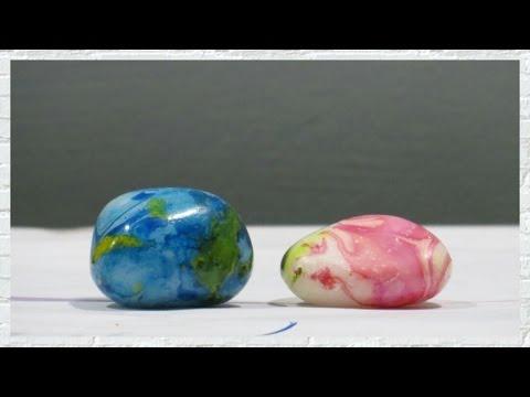 DIY Paper Weight | Stone Art | Enjoy Crafting # 49