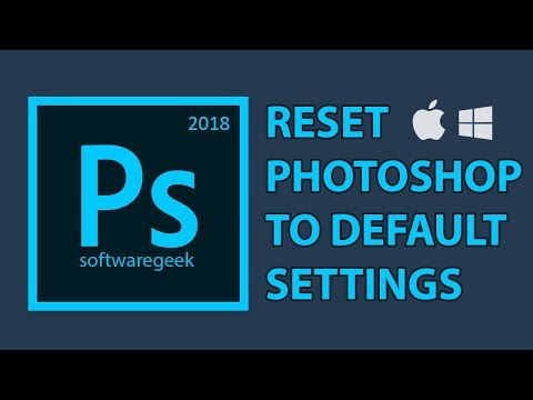 How to Reset Photoshop to Default Settings | Mac, Windows
