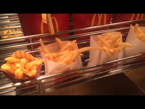 New McDonald's kiosks: See how they work
