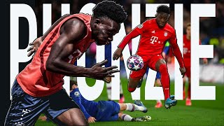 Alphonso Davies TRAINING ⚡2020 Footballer Fitness and Gym Exercises