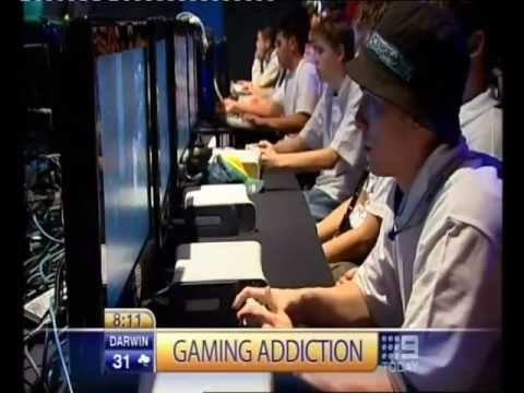 The Today Show - Gaming Addiction in Children