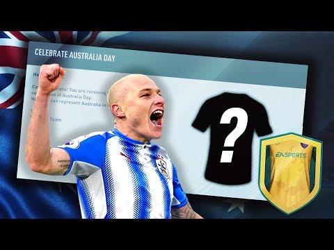 AUSTRALIA DAY ULTIMATE TEAM REWARDS!!! FIFA 18 ULTIMATE TEAM