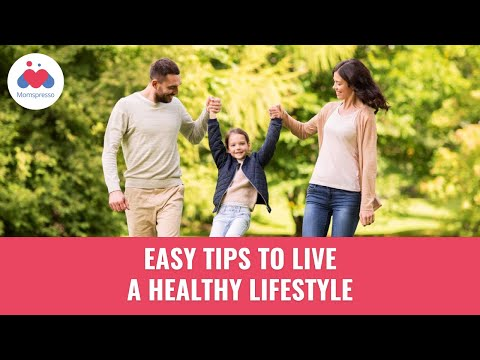 Tips for a Healthy Lifestyle for your Family