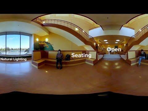 UC Davis in 360: Study Spots