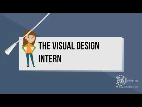 Visual and Graphic Design Intern Position