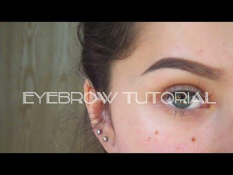 How I Get My Eyebrows On Fleek!?!