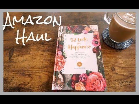 Amazon Haul   Home Decor, Fun Stuff for Kids, Essential Oils & More!