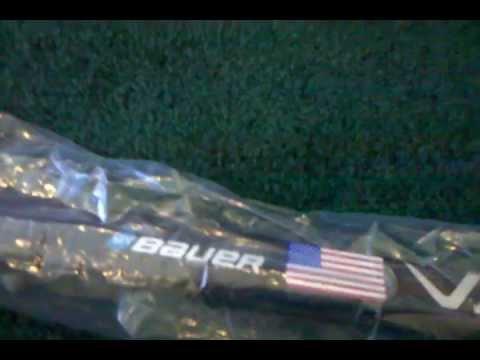 Custom Bauer Vapor APX Stick Unboxing