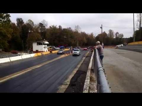 Stock Nitrous SRT8 Jeep vs. Built Nitrous Trans Am