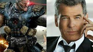 Is Pierce Brosnan playing Cable? I discuss