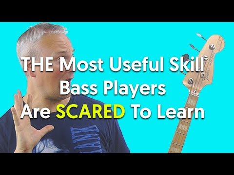 THE Most Useful Skill Bass Players Are Scared To Learn