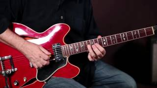 """The 4 Must know Beautiful  chords """"The Beatles Inspired"""" (BONUS  Rhythm Fills & Solo)"""