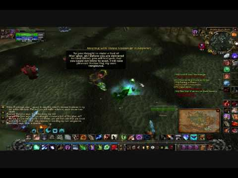 WoW nether drake mount quest part 1!