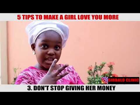 SIRBALO CLINIC | Moyin comedian 5 TIP TO MAKE A GIRL LOVE YOU MORE.