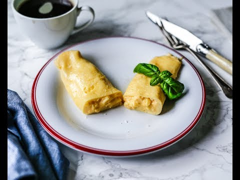 Classic Omellete - How to Make a French-Style Omellete