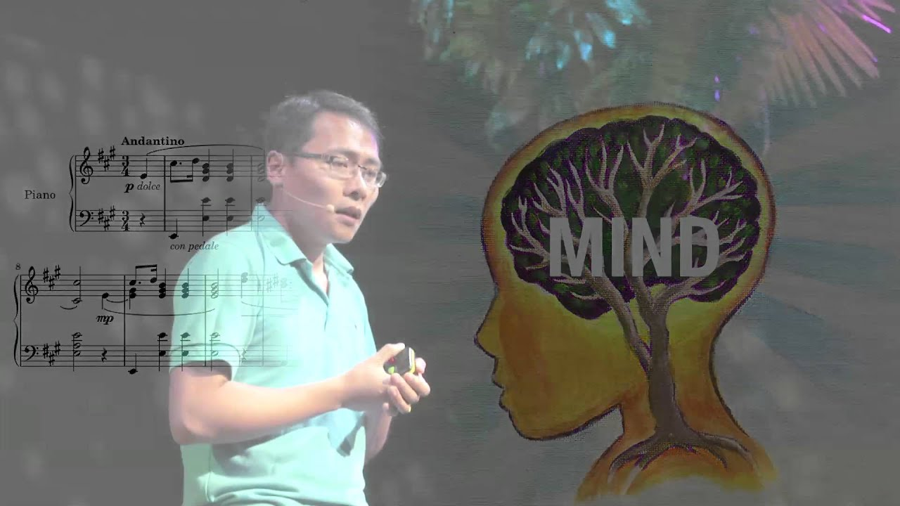 Everything is Connected -- Here's How: | Tom Chi | TEDxTaipei