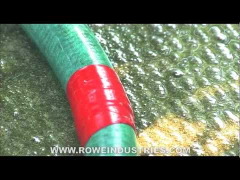Silicone Self Fusing Repair Tape - ER Tape - Water Resistant Tape for Garden Hose Repair