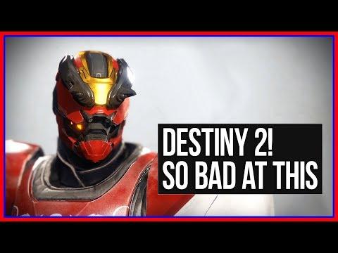 BEHOLD MY PUNCH! | Destiny 2 #1
