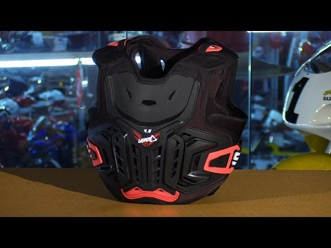 Leatt 4.5 Youth Motorcycle Chest Protector Review