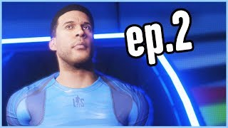 Madden 18 Longshot Gameplay Walkthrough Ep.2 - OUR TELEVISION DEBUT!