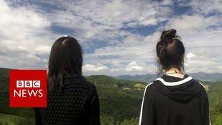 Download The North Korean women who had to escape twice - BBC News Video