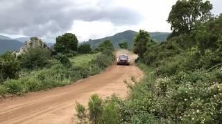Elfyn Evans - Ford M-Sport Test Rally Italia Sardinia 2018