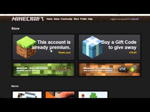 Minecraft Premium Account key generator (crackedbySKIDROW alternative)