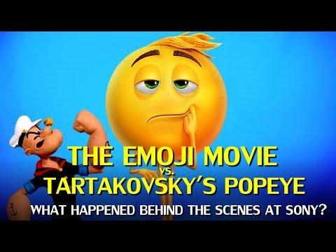 The Emoji Movie and Tartakovsky's Popeye - What happened at Sony?