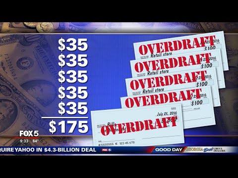 I-Team: The Unfair Business of Bank Overdrafts