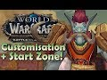 Download Video Download Zandalari Troll Customisation Options & Starting Zone Preview! | Battle for Azeroth 3GP MP4 FLV