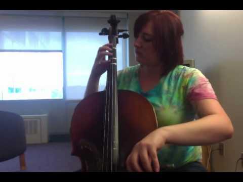Beginner Songs on Cello