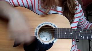My Original guitar rough draft