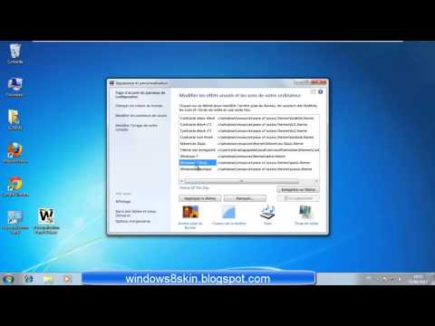 Personalization Panel  for Windows 7 Starter / 7 Home Basic