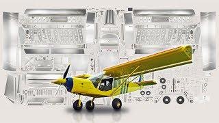 Aero-TV: Kitfox On Steroids - 180 HP(!) for Your Kitfox STi