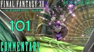 Final Fantasy XII The Zodiac Age Walkthrough Part 101 - Fury In The Necrohol Of Nabudis