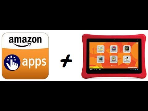 How To Get Amazon App Store on Nabi 2 nick version